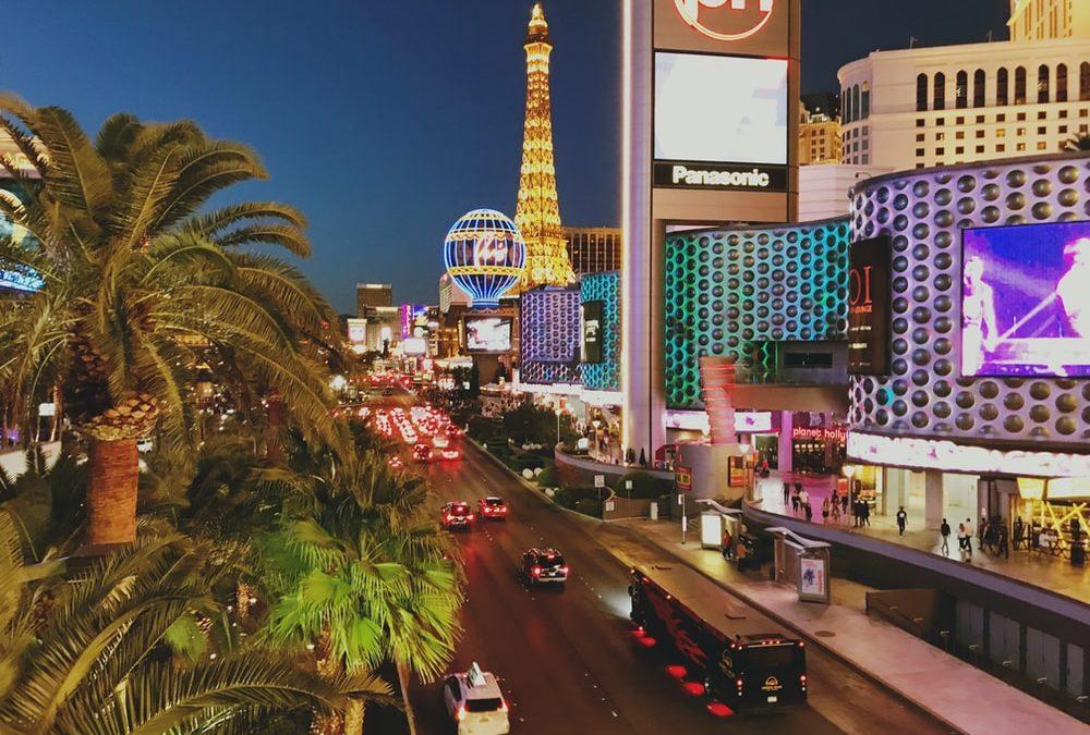 Reise til Las Vegas med et ferielån